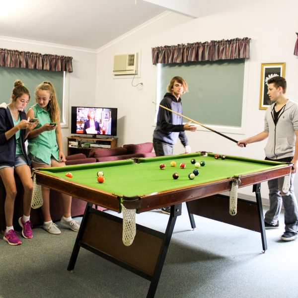 Students Pool Table
