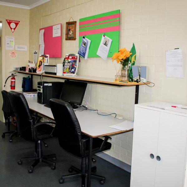 Computer and Study Room
