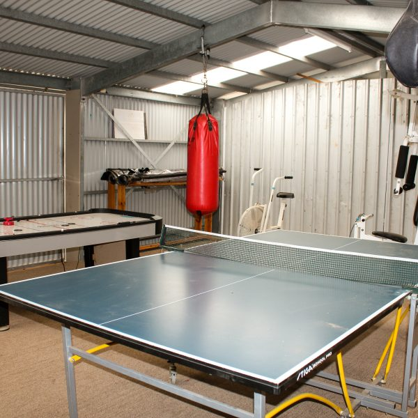 Fun and Exercise Room