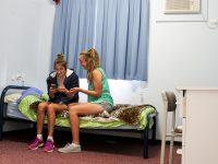 Girls Sleeping Quarters