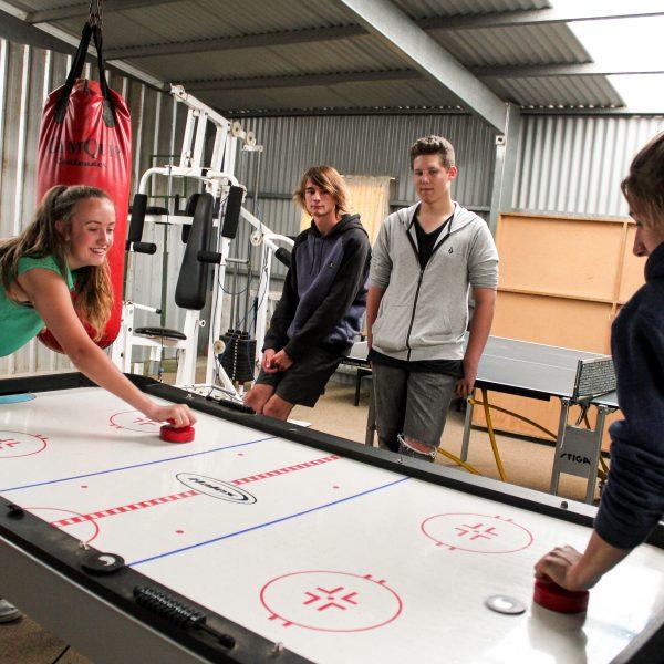Air Hockey Competiton